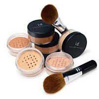 Maquillaje mineral: como elegirlo