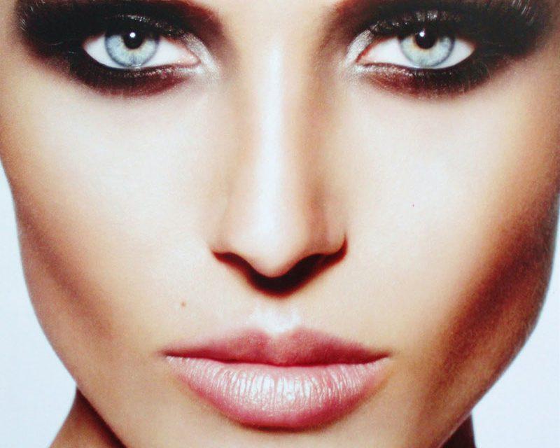 Maquillaje, ojos ahumados