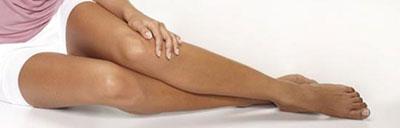 Masajes con aceites para unas piernas firmes y tonificadas