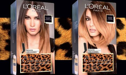 Mechas californianas en casa con L'Oréal Paris