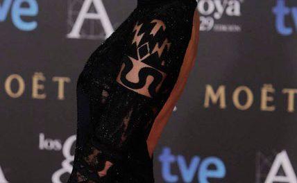 Las mejor vestidas de Los Goya: Top Ten