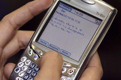 Mensajes de móvil para felicitar la navidad