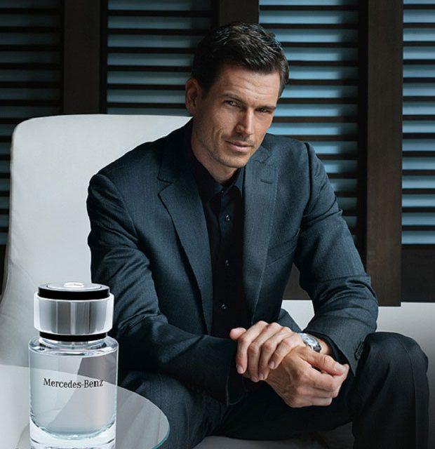 Mercedes-Benz, el nuevo perfume masculino