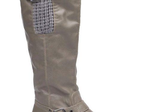La moda a primeros precios, Merkal calzados