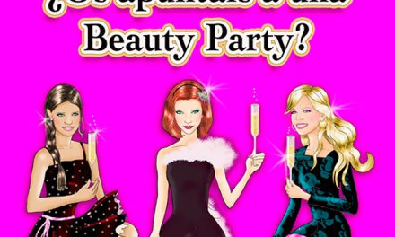 Mi primera Beautyparty