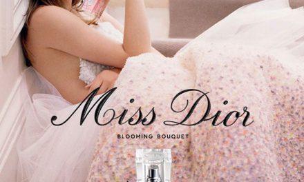 Miss Dior Blooming Bouquet, una fragancia delicada y ligera