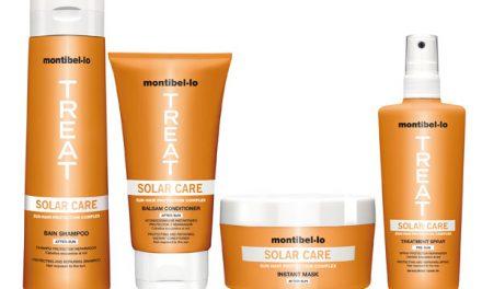 montibel-lo, SOLAR CARE: Repara y protege los cabellos al sol