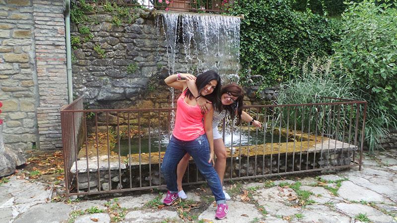 Mujerglobal.com en su visita a Aboca en La Toscana