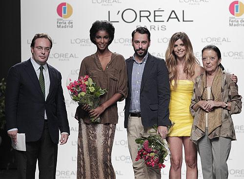 """Mujerglobal.com repite como jurado de los premios L'Oréal en """"Cibeles"""""""