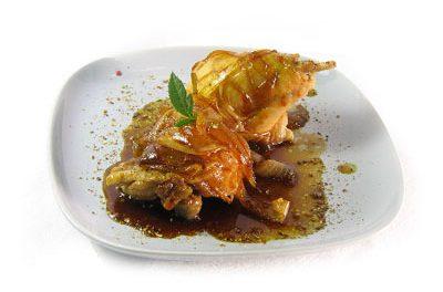 La receta del día: Muslos de pollo con salsa agridulce