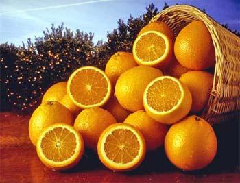 La receta del día: Naranjas con canela al licor de naranja