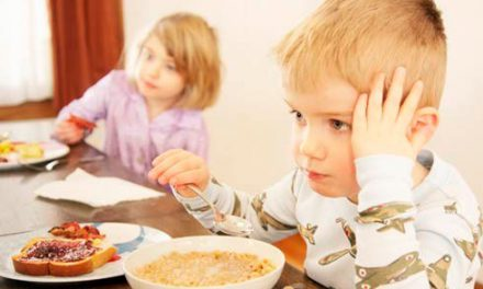 Necesidades nutricionales de los más pequeños