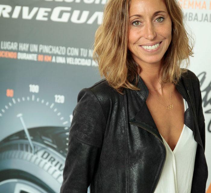 Nuevo neumático Bridgestone DriveGuard, Gemma Mengual nos muestra sus ventajas