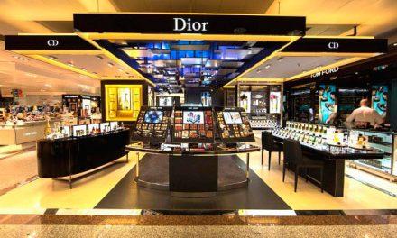 Nuevo espacio Dior en el Corte Inglés de Castellana