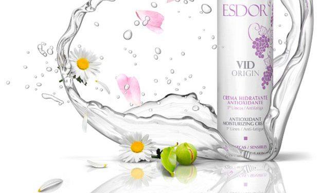 Nuevo lanzamiento de ESDOR: VID ORIGIN, primeras  arrugas/antifatiga