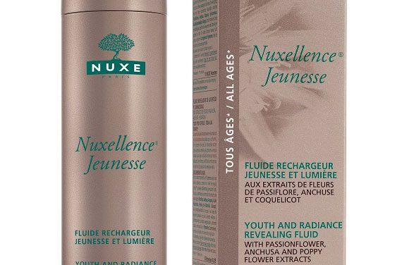 Nuxellence, el nuevo tratamiento anti-edad recargador de juventud y luminosidad de Nuxe