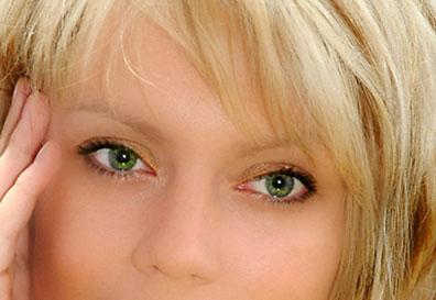 Como maquillarte si tus ojos son verdes