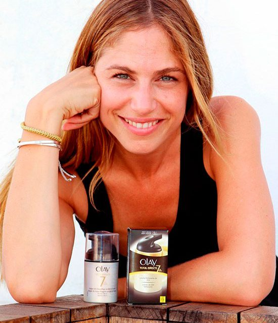 Olay Total Effects con Martina Klein