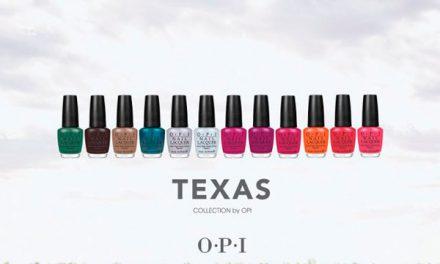OPI viaja a Texas con su colección primavera/verano 2011