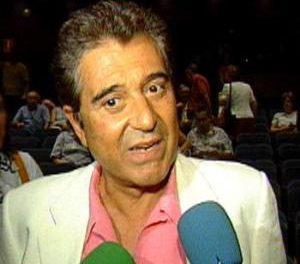 Andrés Pajares detenido