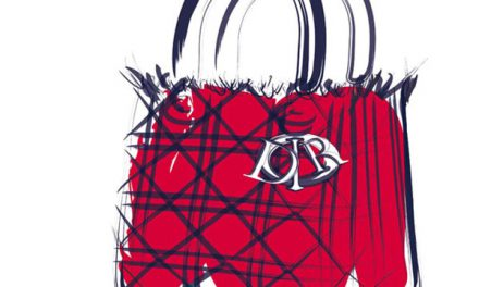 Dior lanza la paleta Lady Dior