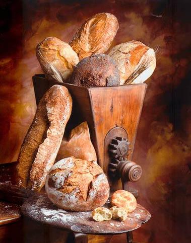 ¿Pan blanco o integral?