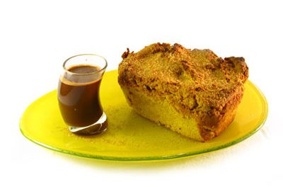La receta del día: Pastel de calabaza con almendras