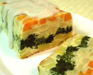 La receta del día: Pastel de verduras