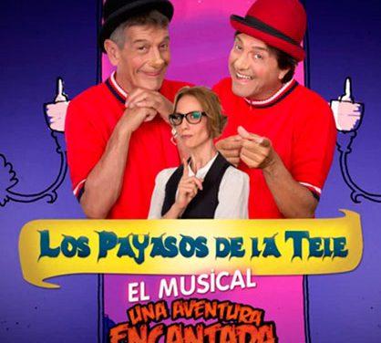 Los Payasos de la Tele, nuevas actuaciones