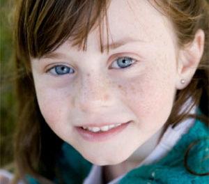 Reconoce los tipos de manchas en la piel de los niños