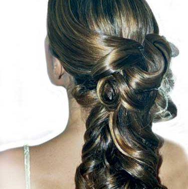 Novias: Peinados para el gran día
