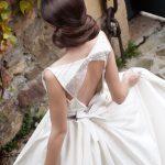 Peinados de novia para una boda en el campo