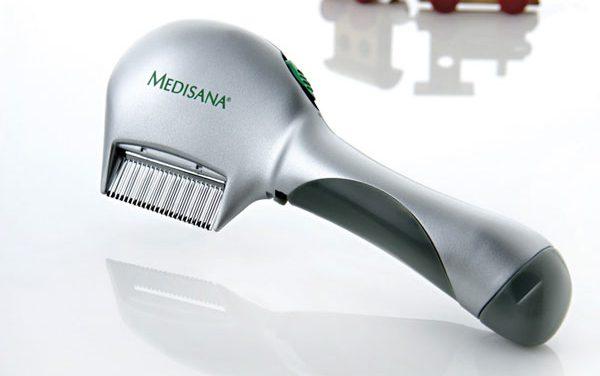 Peine eléctrico de Medisana que acaba con los piojos