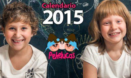 Pekelucas, además de hacer pelucas oncológicas gratuitas para niñas, ahora presenta su primer calendario solidario