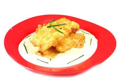 La receta del día: Pencas de acelga en salsa roquefort