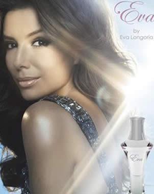 Eva Longoria crea su propio perfume
