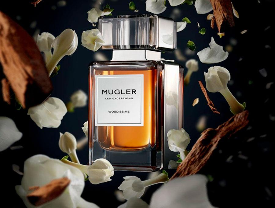 Perfumes de Alta Costura, colección LES EXCEPTIONS, de