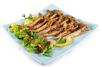 """La receta del día: """"Pescaíto"""" frito"""