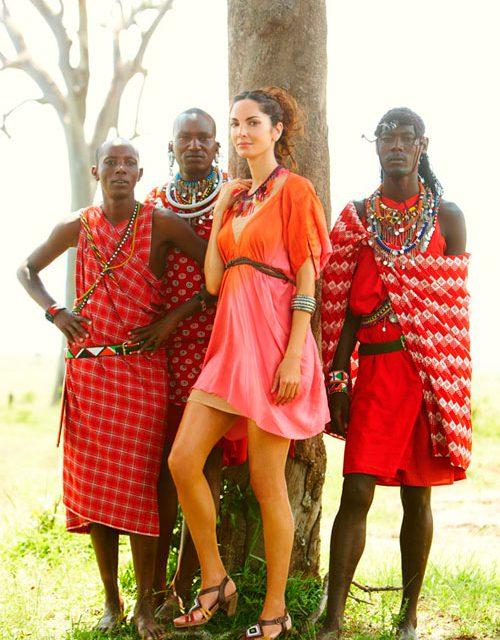 Pikolinos, Proyecto Maasai