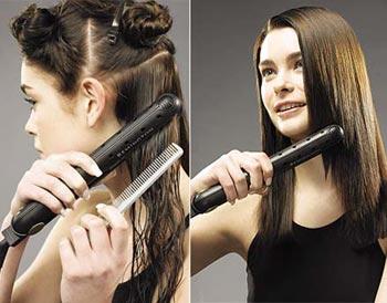 Planchas alisadoras para el cabello