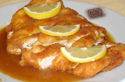 La receta del día: Pollo al limón estilo chino