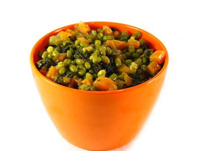 La receta del día: Potaje de soja con espinacas y patata