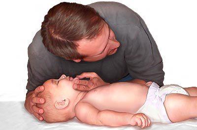 Primeros auxilios a los niños: Reanimación cardiopulmonar