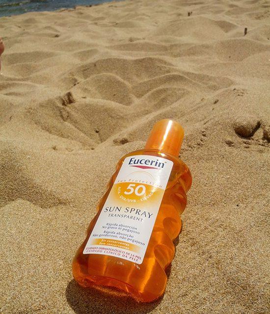 Eucerin, para protegernos del sol