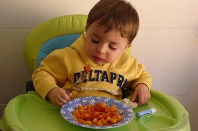 Consejos: ¿Qué hacer si el niño no come?