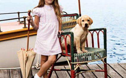 Colección verano 2009 de Ralph Lauren: Moda para los peques