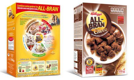 Recetas con All-Bran y MujerGlobal, un estilo diferente e innovador de hacer cocina