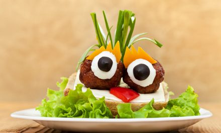 Recetín, convierte la cocina en un juego saludable para los niños