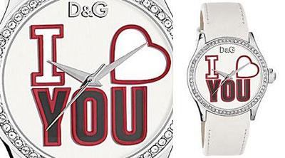 Ideas para San Valentin: Reloj de Dolce & Gabbana