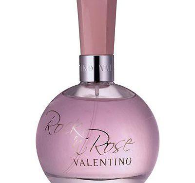El nuevo perfume de Valentino